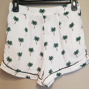 Forever 21 Shorts - Summer fun palm tree shorts